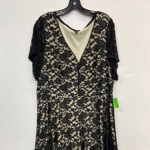 Primary Photo - BRAND: TORRID STYLE: DRESS SHORT SHORT SLEEVE COLOR: BLACK SIZE: 3X SKU: 298-29814-71974