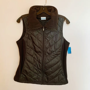Primary Photo - BRAND: COLUMBIA STYLE: VEST COLOR: BLACK SIZE: M SKU: 298-29811-50809
