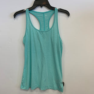 Primary Photo - BRAND: GAP STYLE: ATHLETIC TANK TOP COLOR: BLUE SIZE: M SKU: 298-29858-3043