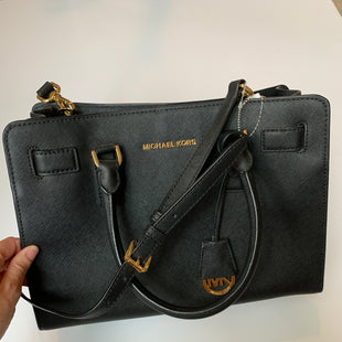 Primary Photo - BRAND: MICHAEL KORS STYLE: HANDBAG COLOR: BLACK SIZE: LARGE SKU: 298-29859-6015