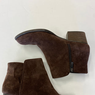 Primary Photo - BRAND: JESSICA SIMPSON STYLE: BOOTS ANKLE COLOR: BROWN SIZE: 9 SKU: 298-29850-2464