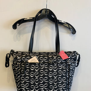 Primary Photo - BRAND: KATE SPADE STYLE: HANDBAG DESIGNER COLOR: BLACK SIZE: LARGE SKU: 298-29813-35667