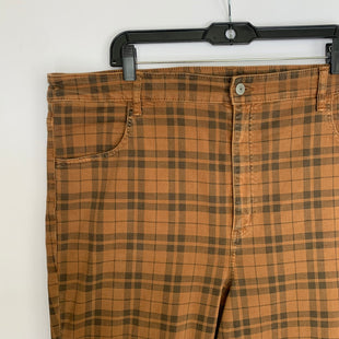 Primary Photo - BRAND: AMERICAN EAGLE STYLE: PANTS COLOR: PLAID SIZE: 22 SKU: 298-29835-22809
