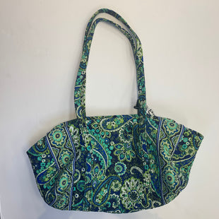 Primary Photo - BRAND: VERA BRADLEY O STYLE: LARGE DUFFELCOLOR: GREEN SIZE: LARGE SKU: 298-29813-34797