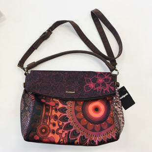 Primary Photo - BRAND: DESIGUAL STYLE: HANDBAG COLOR: MULTI SIZE: LARGE SKU: 298-29811-48889