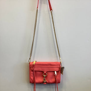 Primary Photo - BRAND: REBECCA MINKOFF STYLE: HANDBAG COLOR: PINK SIZE: SMALL SKU: 298-29859-2545