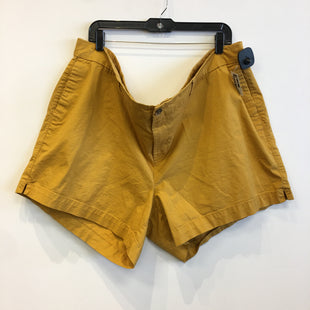 Primary Photo - BRAND: OLD NAVY O STYLE: SHORTS COLOR: MUSTARD SIZE: 24 SKU: 298-29811-52666