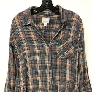 Primary Photo - BRAND: MELROSE AND MARKET STYLE: TOP LONG SLEEVE COLOR: PLAID SIZE: S SKU: 298-29814-59251