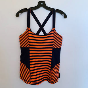 Primary Photo - BRAND: LULULEMON STYLE: ATHLETIC TANK TOP COLOR: CORAL & NAVYSIZE: L SKU: 298-29858-3175