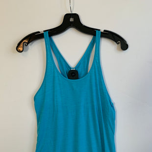 Primary Photo - BRAND: LULULEMON STYLE: ATHLETIC TANK TOP COLOR: TEAL SIZE: 6 SKU: 298-29811-51821