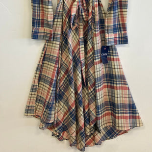 Primary Photo - BRAND: CHAPS STYLE: DRESS LONG LONG SLEEVE COLOR: PLAID SIZE: XL SKU: 298-29814-75051
