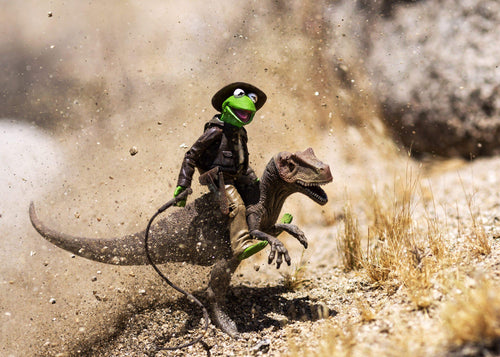 Mitchel Wu - Kermit's Dino Ride - Spider Camera Holster
