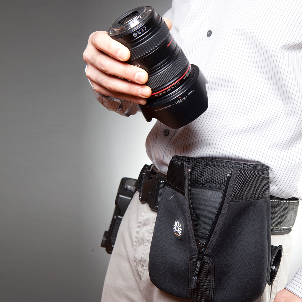 Medium Lens Pouch - Spider Camera Holster