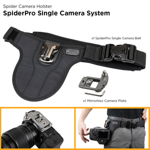 SpiderPro Single Mirrorless Camera System v2