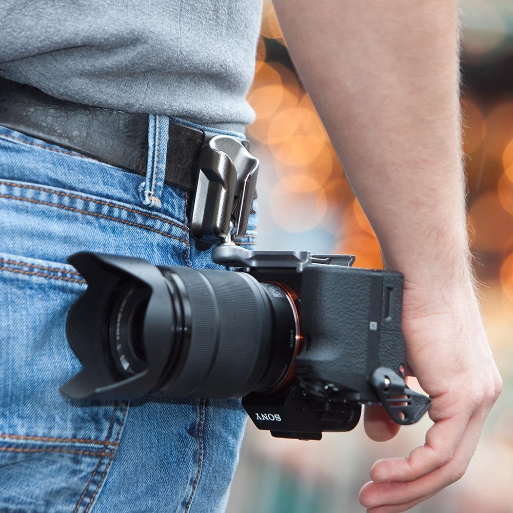 SpiderLight Holster Set - Spider Camera Holster