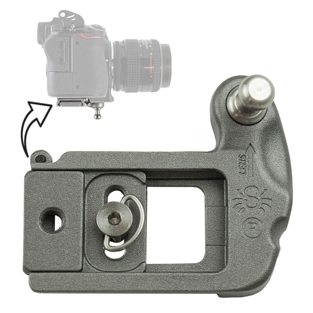 Mirrorless Camera Plate - Spider Camera Holster