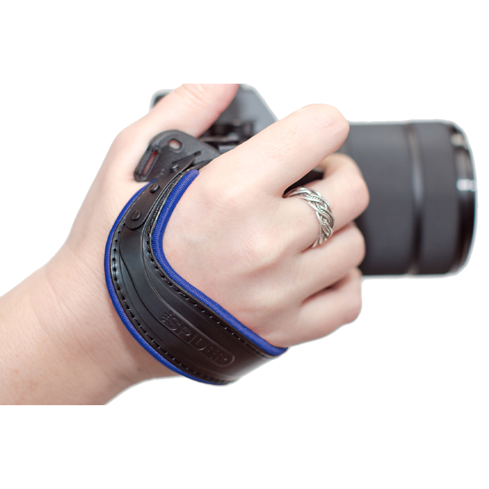 SpiderLight Hand Strap - Spider Camera Holster