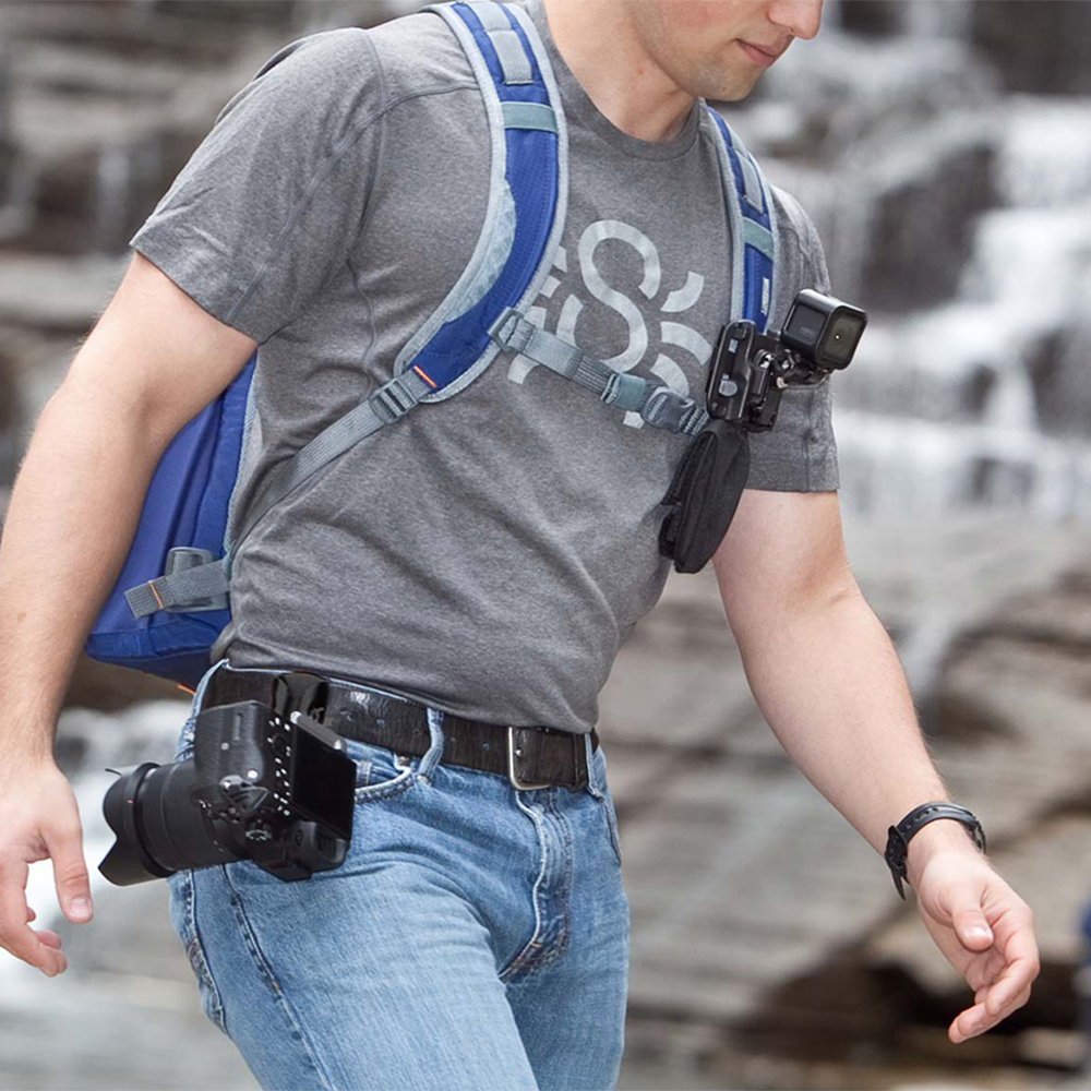 Spider X Backpacker Kit - Spider Camera Holster