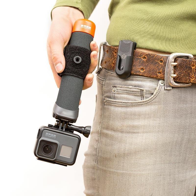 Action Camera Grip - Spider Camera Holster