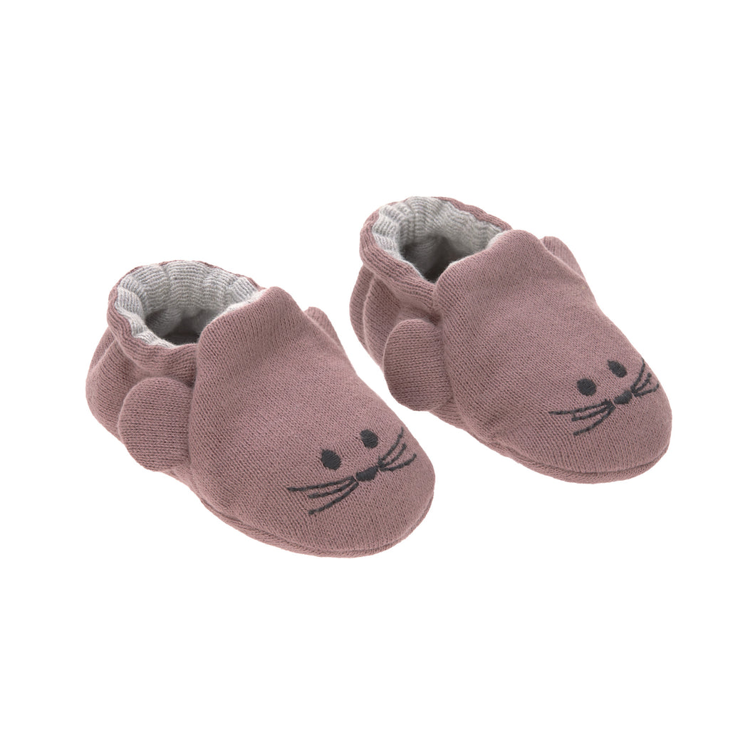 Lässig - Baby Shoes Little Chums (Mouse)