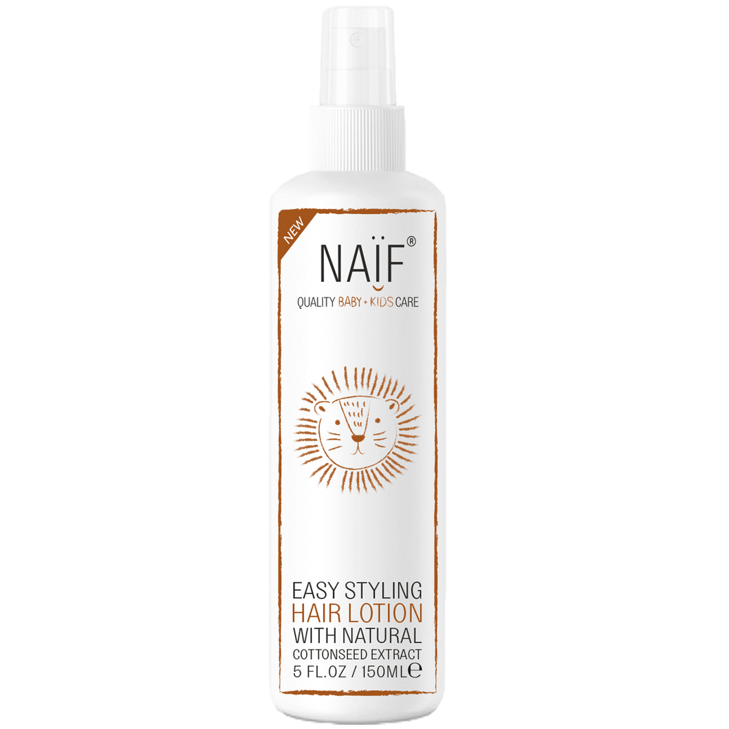 Naïf - Anti-klit Haarlotion 150ml