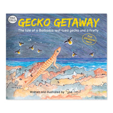 Load image into Gallery viewer, Gecko Getaway: Storybook