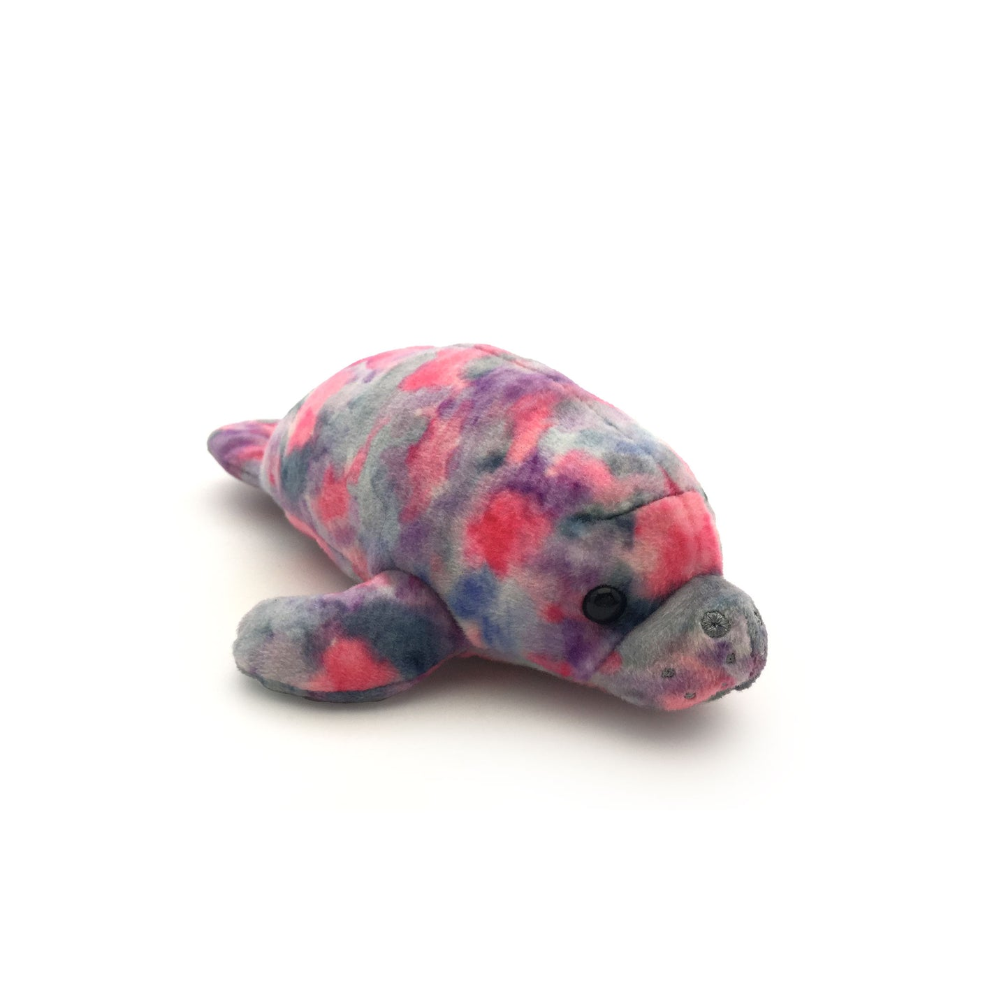 "Manatee Magic: ""Mini"" Manatee Plush Toy (Pink)"
