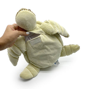 "Turtle Tracks: Storybook & ""Tilli"" Turtle Large Plush Toy (2 pieces) in Gift Box"