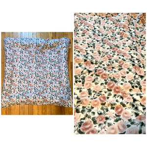Regular Play Nest Cover Pre-Order-Pink Floral