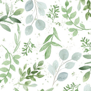 Pre-Order Baby Nest - In-Stock Fabric - Leaves