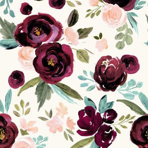 Pre-Order Baby Nest - In-Stock Fabric - Valentina Rose