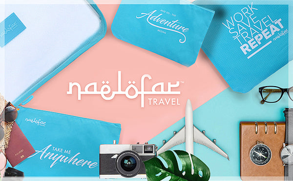 NAELOFAR TRAVEL SET