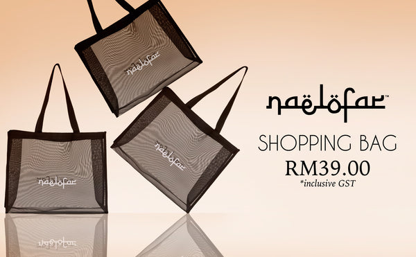 NAELOFAR SHOPPING BAG
