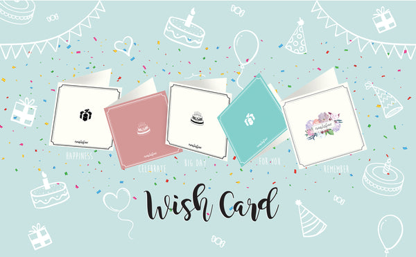 NAELOFAR WISH CARD