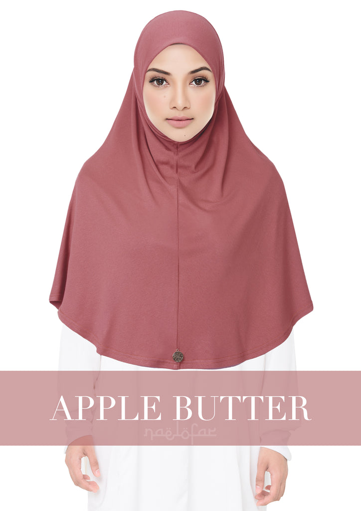 KHIMAR HAWA - APPLE BUTTER
