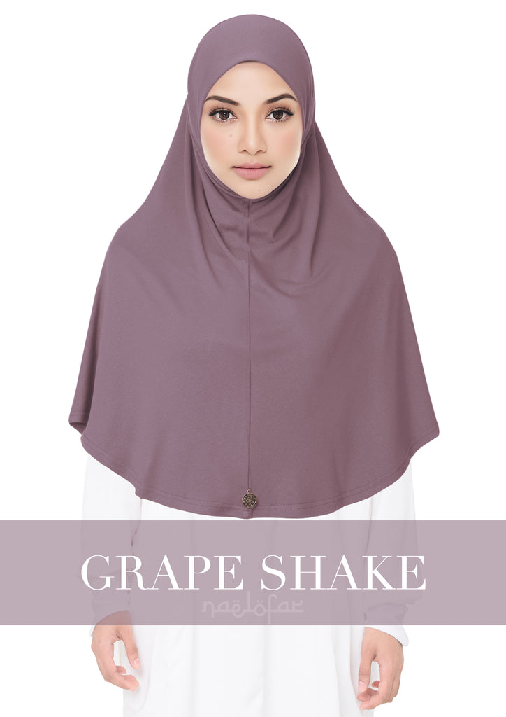 KHIMAR HAWA - GRAPE SHAKE