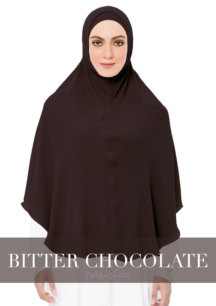 KHIMAR MARYAM - BITTER CHOCOLATE