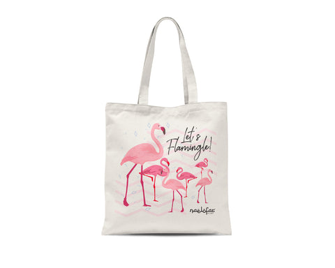 FLAMINGO MERCHANDISE - TOTE BAG