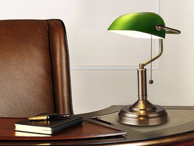 Buying the most appropriate desk lamp for your workstation
