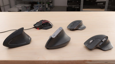 Choosing the best ergonomic mouse
