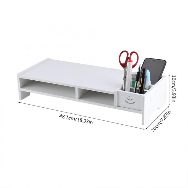 Monitor Riser Laptop Stand