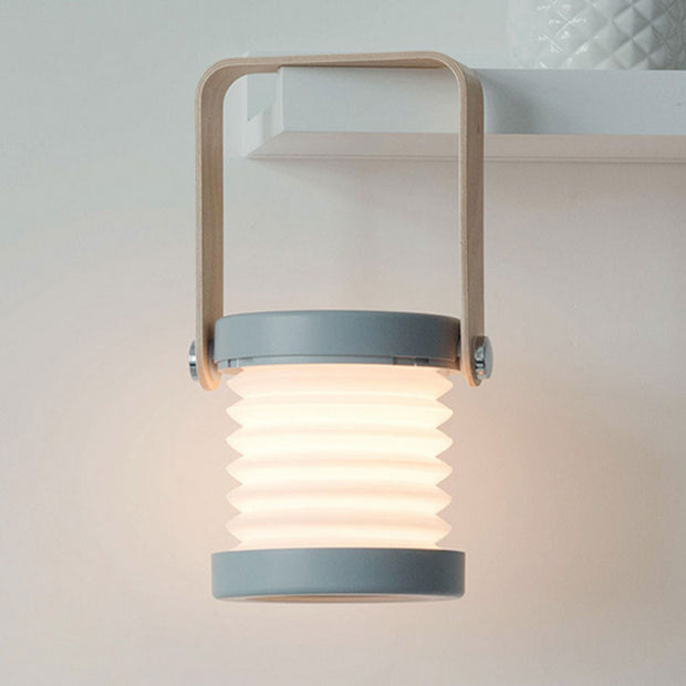 Creative Wooden Hanging Lamp
