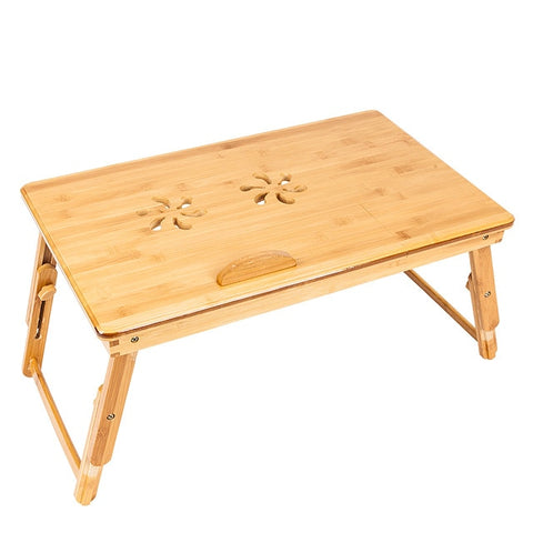 Wood Portable Laptop Table