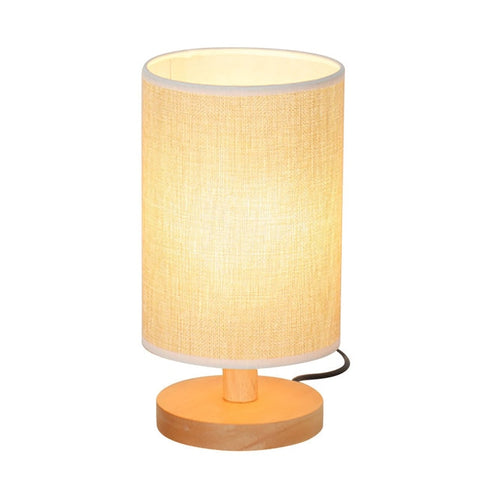 Dimmable Gift Wood Table Lamp