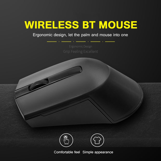 Mute Ergonomic Mouse Wireless
