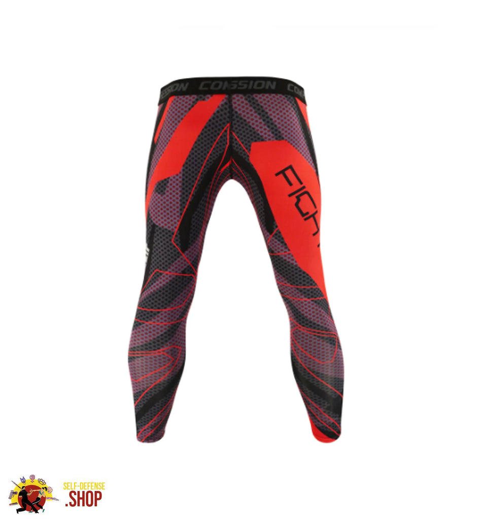 MMA Compression Tights A-2