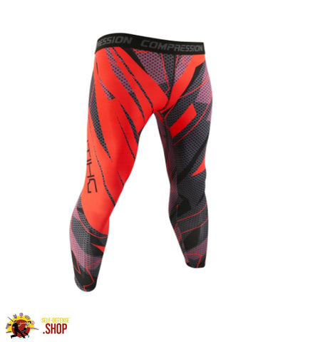 Image of MMA Compression Tights A-2
