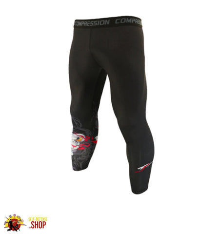 Image of MMA Compression Tights A-5
