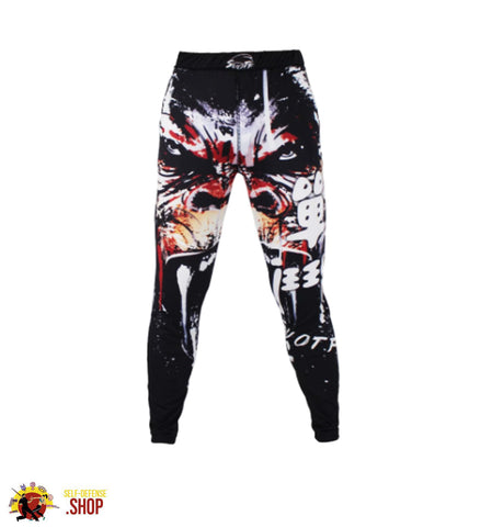 MMA Compression Pants B-1
