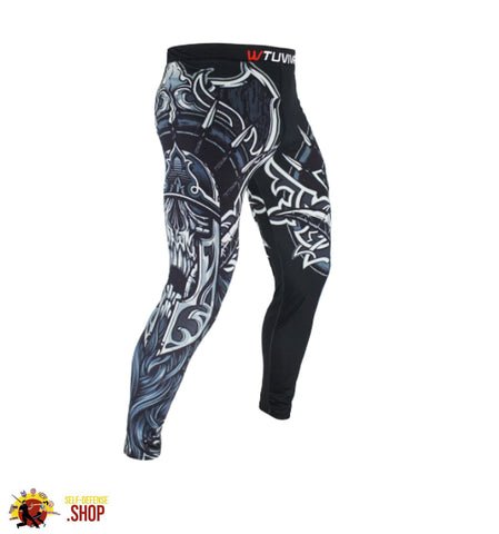 MMA Compression Pants B-2